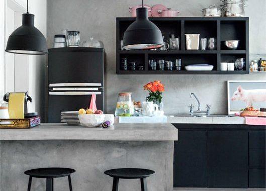 Cocinas Con Barra Modernas 2