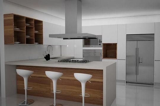 Cocinas Integrales Con Isla 2