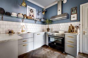 Lee más sobre el artículo Cocinas Vintage Rescata hermosos muebles que creías ya no servían.