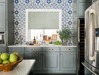Cocinas Azulejos Modernos 3