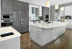 Lee más sobre el artículo Cocinas grises: Tendencias actuales en decoración de interiores.