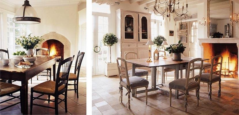 Comedores rústicos: Confortables, Elegantes y Funcionales.